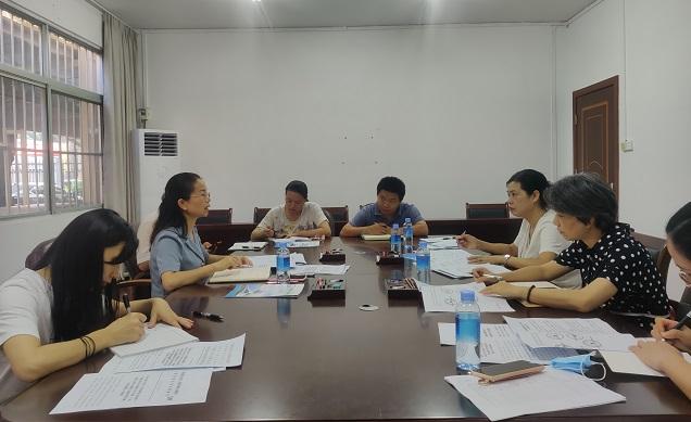 桂物联拜访自治区人社厅职业能力建设处