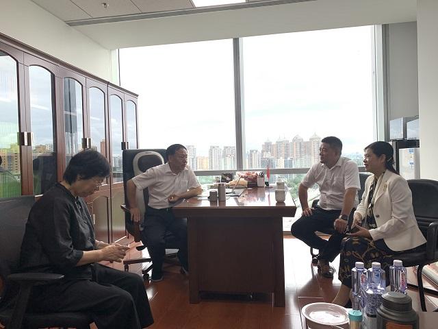 桂物联组织4家企业赴京参加5A级物流企业综合评估答辩